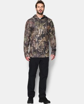 Men's UA Storm Icon Camo Hoodie – Tall   $79.99