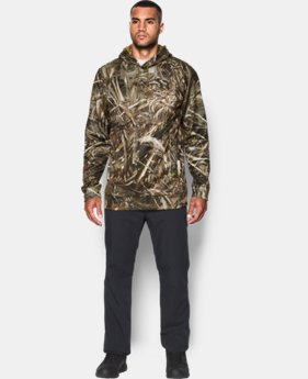 Men's UA Storm Icon Camo Hoodie – Tall  3 Colors $79.99