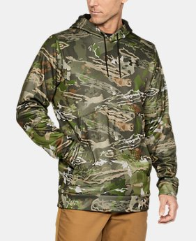 New to Outlet Men's UA Storm Camo Hoodie — Tall LIMITED TIME OFFER 3 Colors $59.99