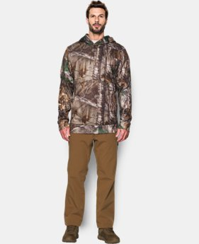 Men's UA Storm Camo Hoodie — Tall  1 Color $59.99