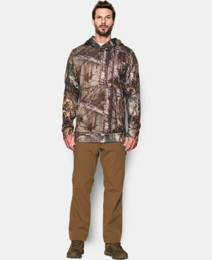 Men's UA Storm Camo Hoodie – Tall  1 Color $79.99