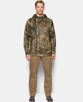 Men's UA Storm Camo Hoodie — Tall LIMITED TIME OFFER 1 Color $59.99