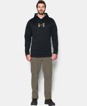 Men's UA Storm Icon Caliber Hoodie – Tall   $69.99