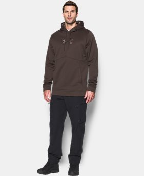 Men's UA Storm Icon Caliber Hoodie – Tall  2 Colors $69.99