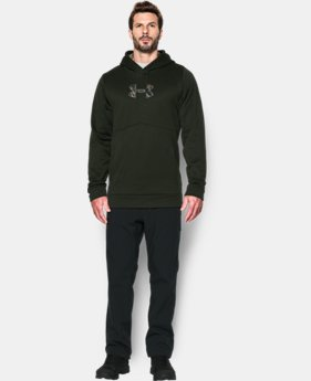 Men's UA Storm Caliber Hoodie – Tall LIMITED TIME: FREE U.S. SHIPPING  $39.74