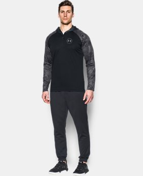 Men's UA Freedom Tech™ Popover Hoodie  1 Color $33.99