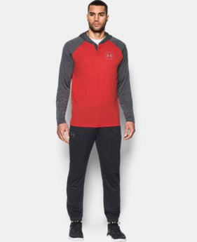 New Arrival Men's UA Freedom Tech™ Popover Hoodie  1 Color $44.99