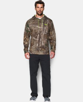 New Arrival  Men's UA Scent Control Camo Hoodie  1 Color $104.99