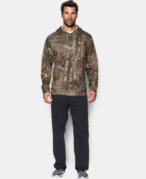 Men's UA Scent Control Camo Hoodie LIMITED TIME: FREE SHIPPING 1 Color $78.74