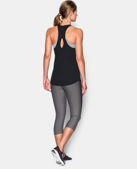 New Arrival Women's UA Microthread Tank  1 Color $29.99