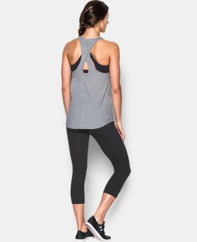 Women's UA Microthread  Tank LIMITED TIME: FREE U.S. SHIPPING  $17.99
