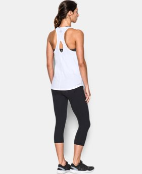 New Arrival Women's UA Microthread Tank  4 Colors $29.99