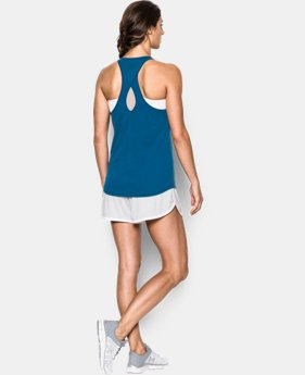New Arrival Women's UA Microthread Tank LIMITED TIME: FREE SHIPPING 1 Color $29.99