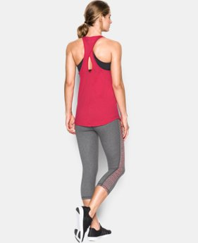 Women's Charged Cotton® Tank  4 Colors $24.99