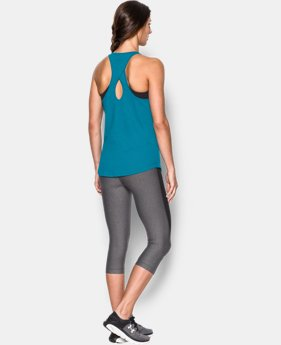 Women's UA Microthread  Tank LIMITED TIME: FREE U.S. SHIPPING 1 Color $17.99