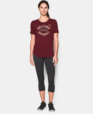Women's Arizona Diamondbacks Crew LIMITED TIME: FREE U.S. SHIPPING 1 Color $34.99