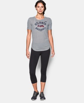 Women's Atlanta Braves November Crew LIMITED TIME: FREE U.S. SHIPPING 1 Color $26.99