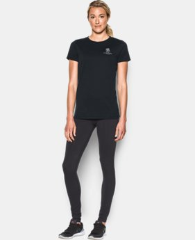 Women's WWP UA Tech™ Short Sleeve T-Shirt LIMITED TIME: FREE U.S. SHIPPING 3 Colors $18.99