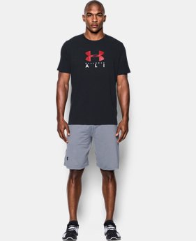 Men's UA x Muhammad Ali Sportstyle T-Shirt  3 Colors $34.99