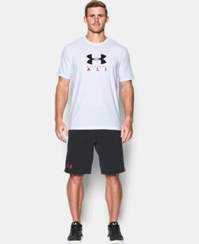 New Arrival Men's UA x Muhammad Ali Sportstyle T-Shirt  1 Color $34.99