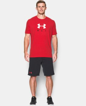 Men's UA x Muhammad Ali Sportstyle T-Shirt LIMITED TIME: FREE U.S. SHIPPING 1 Color $26.99 to $34.99