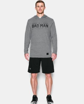 Men's UA x Muhammad Ali Bad Man Hoodie LIMITED TIME: FREE U.S. SHIPPING 1 Color $49.99