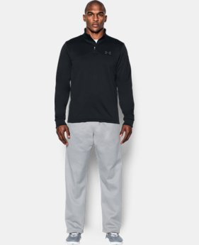 New Arrival  Men's UA Storm Armour® Fleece ¼ Zip  4 Colors $64.99