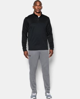 Best Seller  Men's UA Storm Armour® Fleece ¼ Zip  2 Colors $64.99