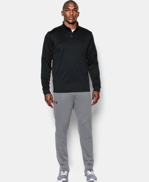 Best Seller  Men's Armour® Fleece ¼ Zip  6 Colors $64.99