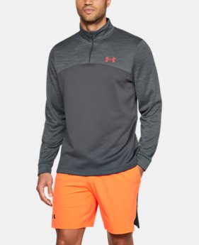Best Seller  Men's UA Storm Armour Fleece® ¼ Zip  2 Colors $64.99