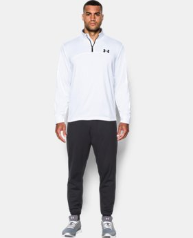 Men's UA Storm Armour® Fleece ¼ Zip LIMITED TIME: FREE SHIPPING 1 Color $54.99