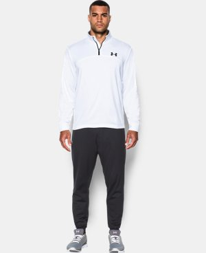 Men's Armour® Fleece ¼ Zip LIMITED TIME: FREE U.S. SHIPPING 1 Color $41.24