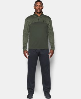 Men's UA Storm Armour® Fleece ¼ Zip LIMITED TIME OFFER 2 Colors $39.99