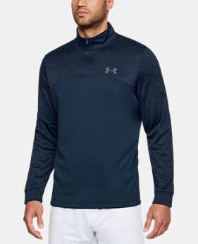 Best Seller  Men's UA Storm Armour Fleece® ¼ Zip  1 Color $64.99