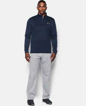 Men's UA Storm Armour Fleece® ¼ Zip  1 Color $32.99 to $41.24