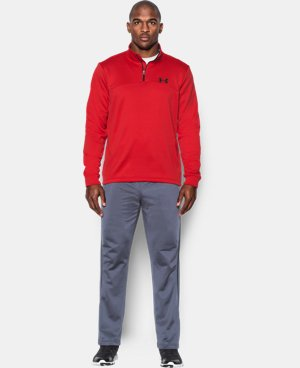Men's Armour® Fleece ¼ Zip LIMITED TIME: UP TO 30% OFF 1 Color $41.24