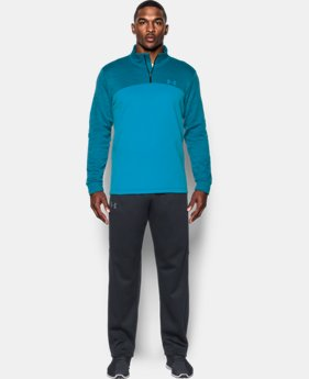 Men's UA Storm Armour® Fleece ¼ Zip LIMITED TIME OFFER 1 Color $47.26