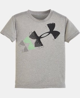 Boys' Pre-School UA Branded #1 T-Shirt