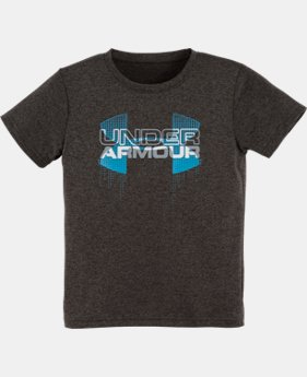 Boys' Pre-School UA Big Logo T-Shirt LIMITED TIME: FREE U.S. SHIPPING  $13.99
