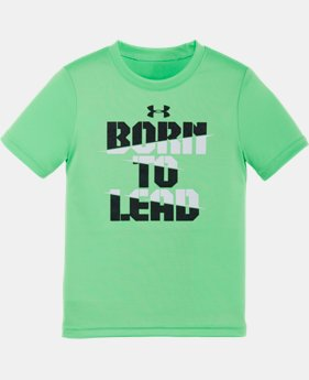 Boys' Toddler UA Born To Lead T-Shirt
