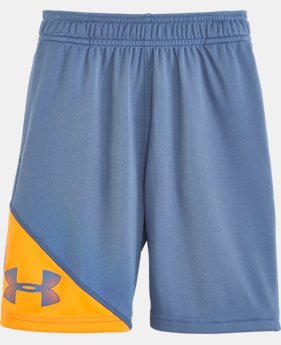 Boys' Pre-School UA Prototype Shorts LIMITED TIME: FREE SHIPPING 1 Color $13.99