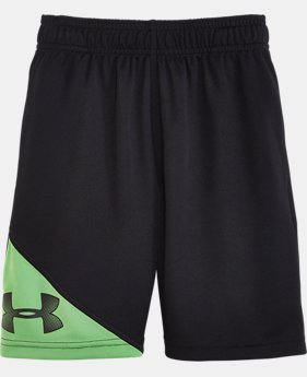 New Arrival Boys' Toddler UA Prototype Shorts   $17.99