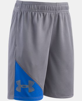 Boys' Toddler UA Prototype Shorts  2 Colors $18