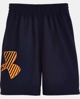 Boys' Pre-School UA Striker Shorts LIMITED TIME: FREE SHIPPING 1 Color $21.99