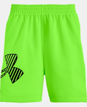 Boys' Toddler UA Striker Shorts LIMITED TIME: FREE SHIPPING  $21.99