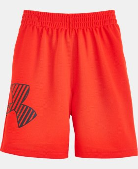 Boys' Toddler UA Striker Shorts LIMITED TIME: FREE SHIPPING 2 Colors $21.99