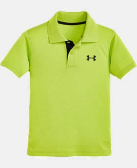 Boys' Pre-School UA Play Polo  2 Colors $20.99