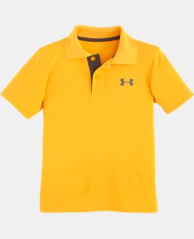 Boys' Pre-School UA Play Polo