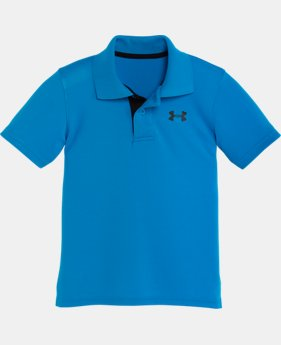 Boys' Pre-School UA Play Polo  1 Color $20.99