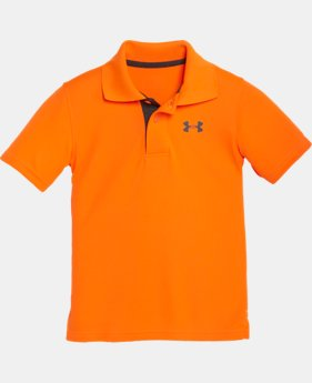 Boys' Toddler UA Play Polo